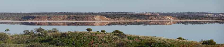Lake Davis, near Woomera, 2016