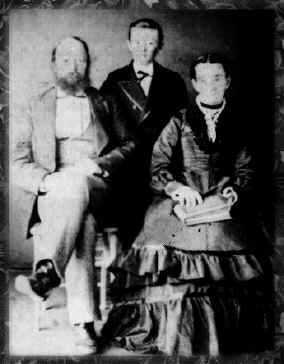 Jonathon, Sarah and Son, William Henry Prior